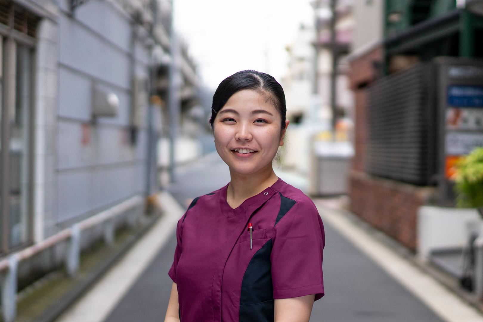 渓口 紗也子(たにぐち さやこ)