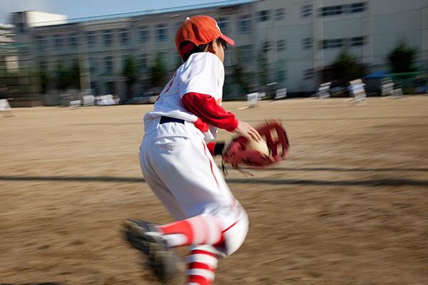 スポーツをしている小さいお子さんをお持ちの方へ
